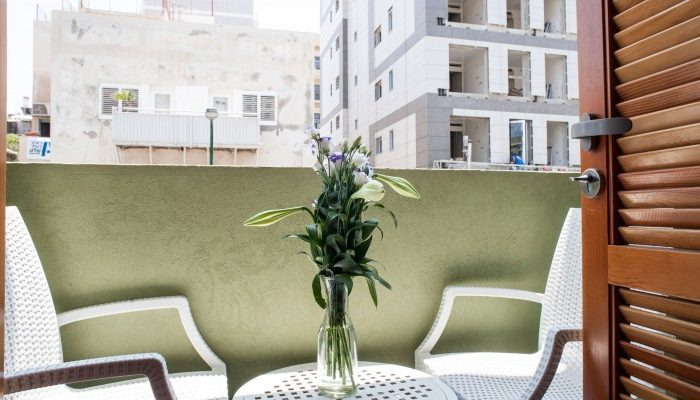 Luxury Balcony Studio | Residence Suites