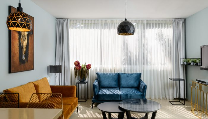 Grand Deluxe 60sqm Two Bedroom Apartment   Liber Apartments
