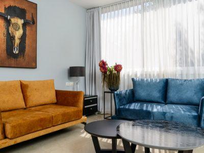 hayarkon198 003 400x300 Grand Deluxe 60sqm Two Bedroom Apartments
