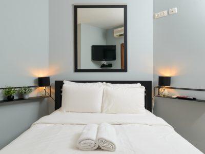 hayarkon198 013 400x300 Grand Deluxe 60sqm Two Bedroom Apartments