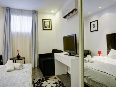 raphael hotels session2 032 400x300 Spacious Two Bedroom Apartment