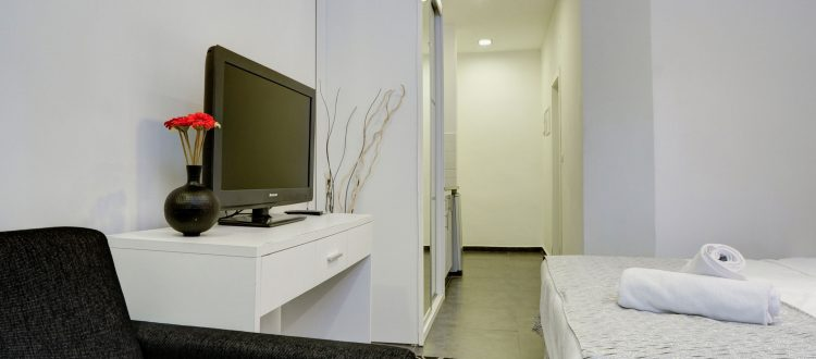 Exclusive serviced apartments in Tel Aviv