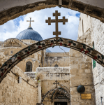 via dolorosa 150 Holy sites in Jerusalem and Near